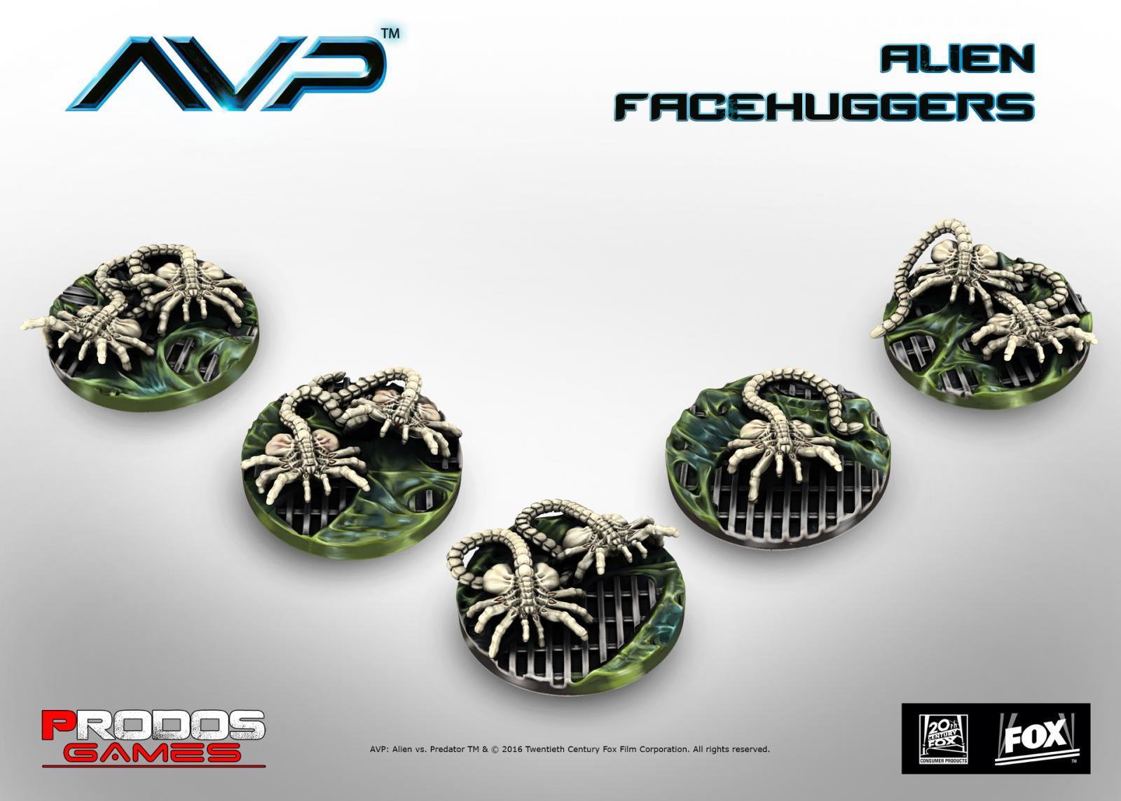 April AVP releases | Prodos Games