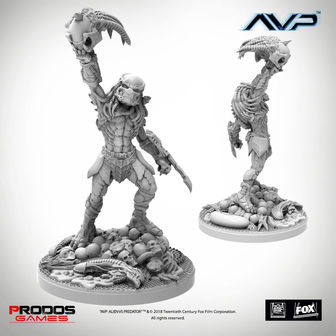 New Predator Elders | Alien vs Predator: The Hunt Begins (Second