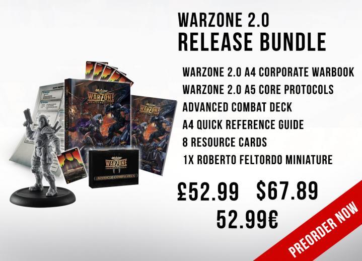 Warzone Resurrection 2.0 Release Bundle
