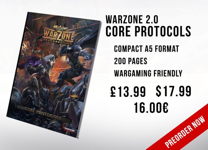 Warzone Resurrection 2.0 Core Protocols