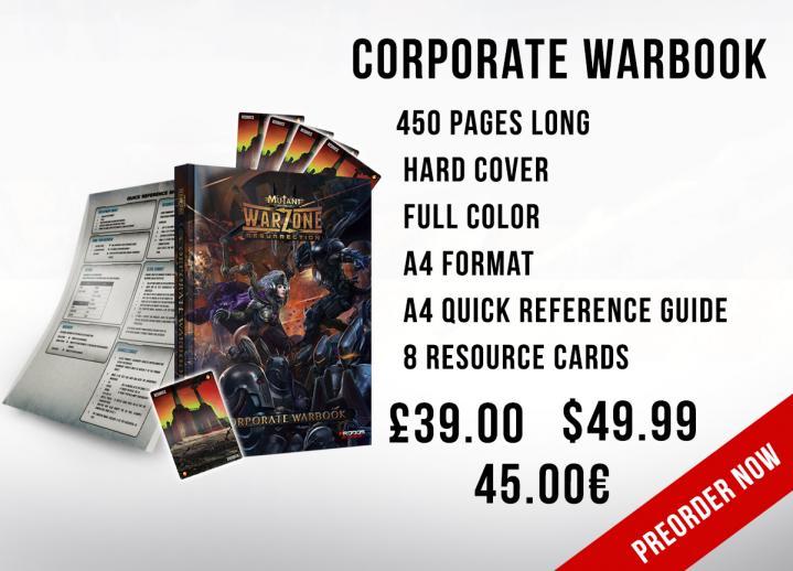 Warzone Resurrection 2.0 Corporate Warbook